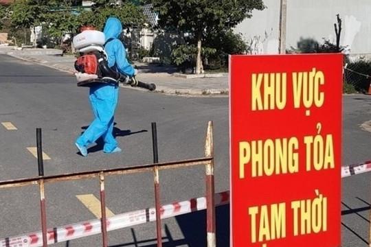 Tái cách ly xã hội 10 xã phường ở Kinh Môn, Hải Dương