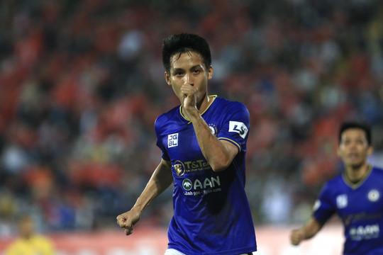 TRỰC TIẾP Hải Phòng 0 - 2 Hà Nội FC: Chủ nhà bất lực