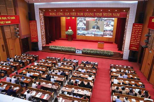 Dư luận đảng viên hào hứng nghe quán triệt trực tiếp Nghị quyết Đại hội XIII
