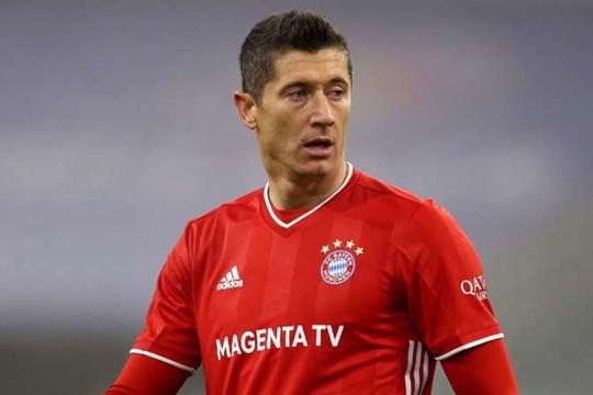 Bayern nhận tin đau điếng người từ Lewandowski