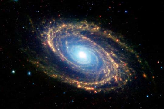 Khám phá kích cỡ của những thiên hà lớn nhất vũ trụ