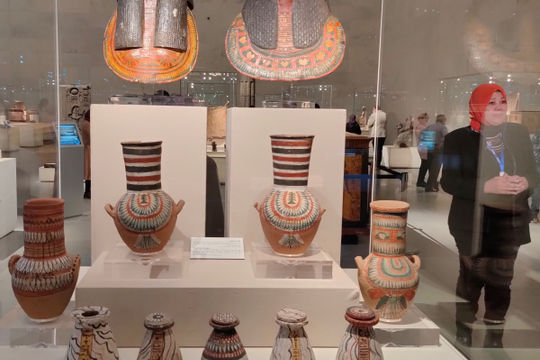 """Khám phá """"thỏi nam châm"""" mới của du lịch Ai Cập"""