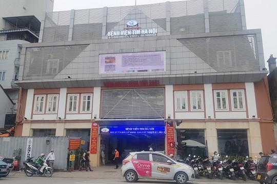 Công an xác minh các gói thầu mua sắm thiết bị: Giám đốc BV Tim Hà Nội nói gì?