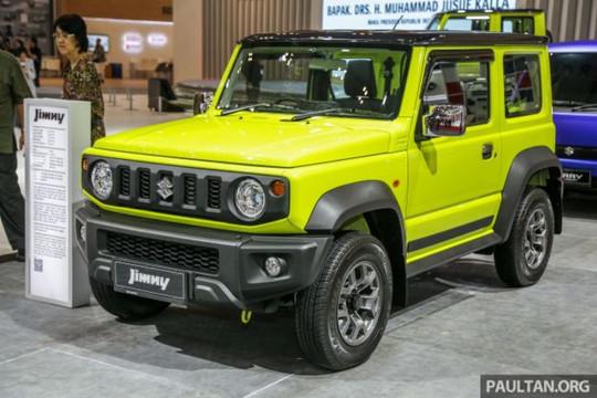 Suzuki trở lại Malaysia với sự xuất hiện của Swift Sport và Jimny