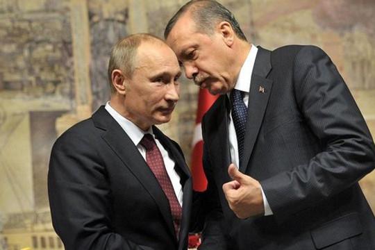 Căng thẳng Nga - Ukraine: Thổ Nhĩ Kỳ tính toán để giữ quan hệ với cả 2 bên