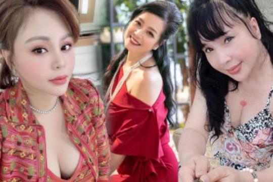 Nhan sắc 'gái đôi mươi' của dàn bà nội, bà ngoại showbiz Việt