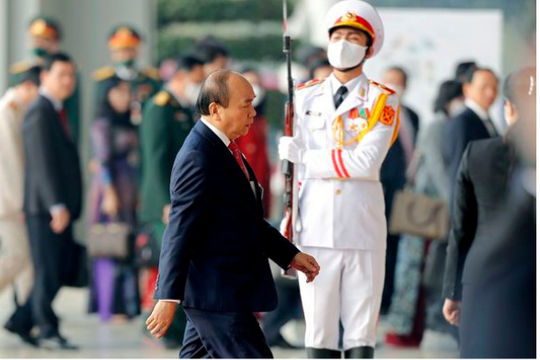 """""""Nhật Bản cần củng cố, tăng cường quan hệvới Chính phủ mới của Việt Nam"""""""