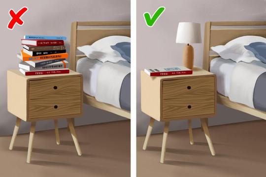 7 món đồ không nên để trong phòng ngủ