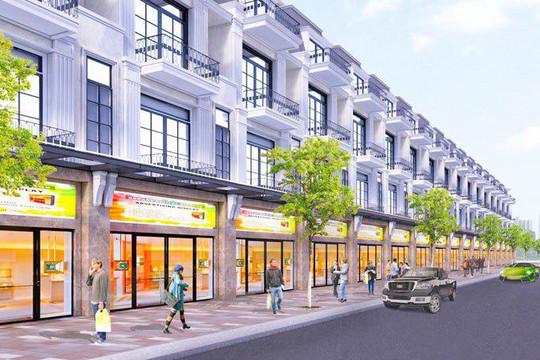 Quý 1/2021, giá shophouse ở Hà Nội tăng 'nóng' 26%