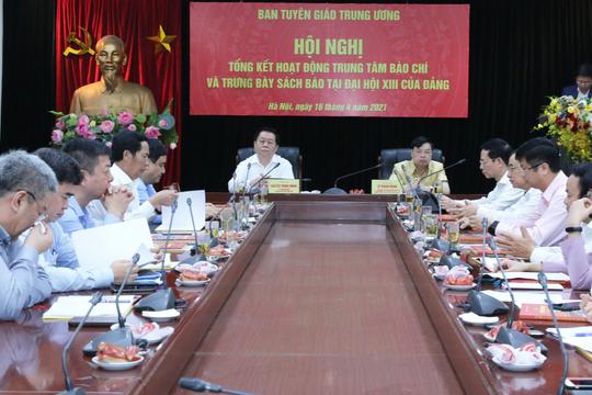Ông Võ Văn Thưởng: Đẩy mạnh tuyên truyền đưa Nghị quyết Đại hội Đảng XIII vào cuộc sống