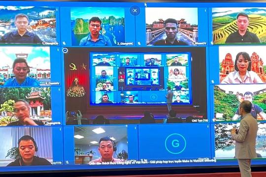 Ra mắt nền tảng họp trực tuyến eMeeting do Tập đoàn BKAV và AIC phát triển