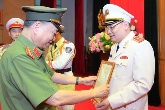 Người phát ngôn của Bộ Công an được Chủ tịch nước thăng cấp bậc hàm Trung tướng