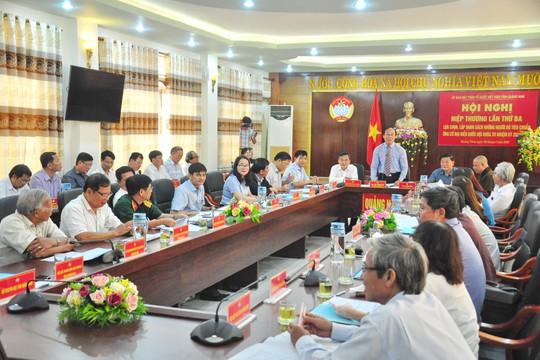 Một người ứng cử đại biểu Quốc hội tại Quảng Namcó mức tín nhiệm dưới 50%