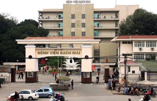 Nhân sự Bệnh viện Bạch Mai biến động thế nào?