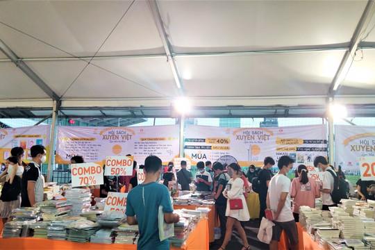 Khai mạc Hội sách Xuyên Việt lần đầu tiên tại TPHCM