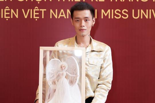 """NTK trang phục dân tộc cho Khánh Vân chính thức lên tiếng khi bị """"tố"""" đạo ý tưởng"""