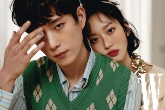 Cặp anh em Seok Hoon - Seok Kyung của Penthouse gây sốt khi diện thiết kế Gucci