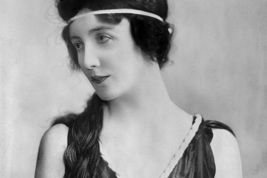 Câu chuyện về Audrey Munson - người mẫu đầu tiên của Hollywood