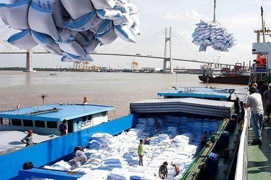 9 thuyền viên tàu chở gạo từ Ấn Độ về TP.HCM dương tính SARS-CoV-2