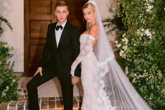 15 khoảnh khắc đẹp như mơ trong đám cưới của dàn sao Hollywood