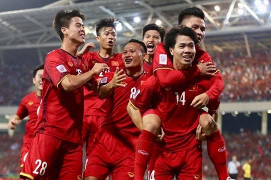 Cách xem trực tiếp đội tuyển Việt Nam thi đấu trên smartphone và máy tính