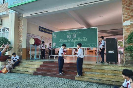 TP.HCM: Học sinh lớp 8 mắc COVID-19, giáo viên và 8 bạn tiếp xúc gần