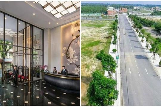 Đất ven đô sốt ảo vẫn hút khách, khách sạn đất vàng Hà Nội giảm giá không ai mua
