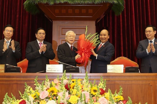 17 Ủy viên Bộ Chính trị trúng cử đại biểu Quốc hội khóa XV