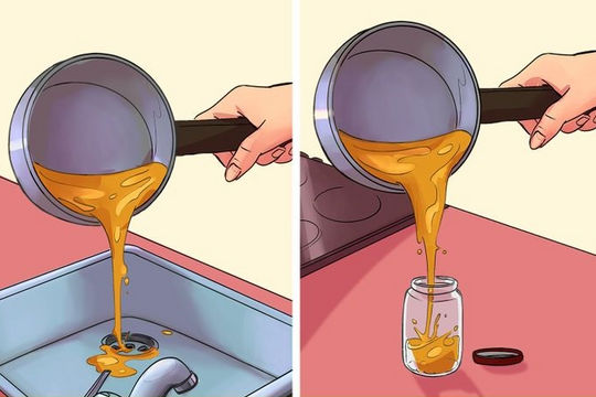Cách xử lý dầu ăn thừa để tiết kiệm và an toàn