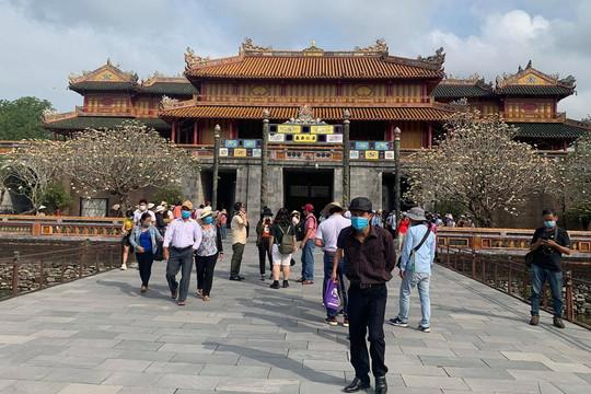 Di tích, điểm du lịch tại Thừa Thiên Huế mở cửa trở lại cho khách nội tỉnh