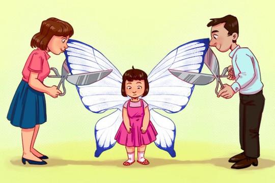 Những thói quen nuôi dạy con vô tình làm hại con của bạn