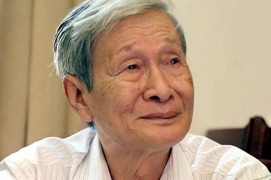 Nhà văn Nguyễn Xuân Khánh qua đời ở tuổi 89