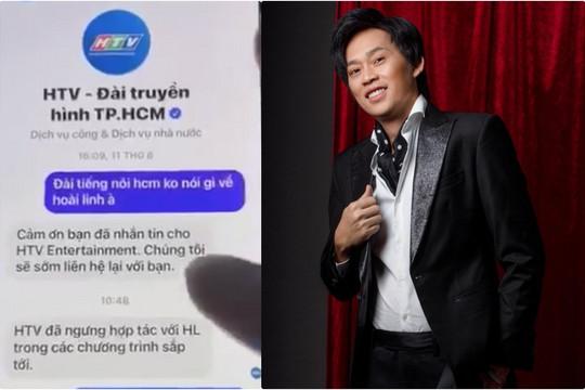 HTV nói gì về thông tin cấm sóng Hoài Linh?