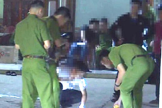 Hải Phòng: Truy tìm hung thủ giết nam thanh  niên cùng xã rồi bỏ trốn