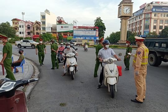 TP Bắc Ninh đề xuất thay đổi giãn cách xã hội theo lộ trình
