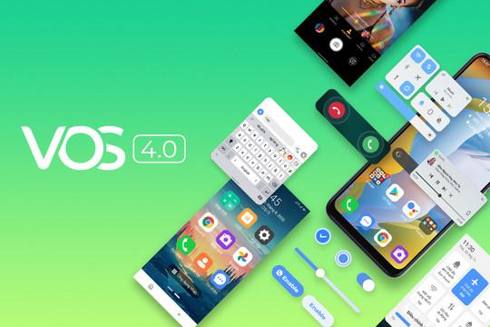 Vinsmart cập nhật VOS 4.0 trên dòng điện thoại thế hệ 4