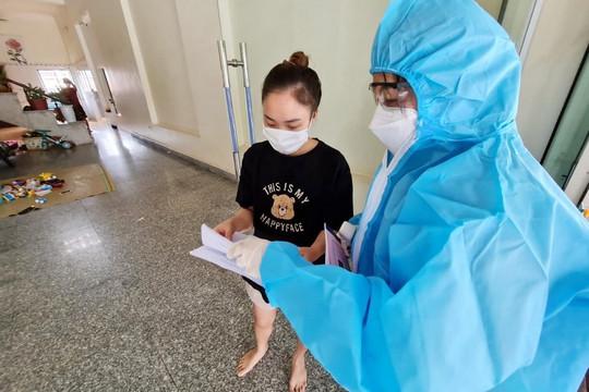 Thêm 213 bệnh nhân mắc COVID-19