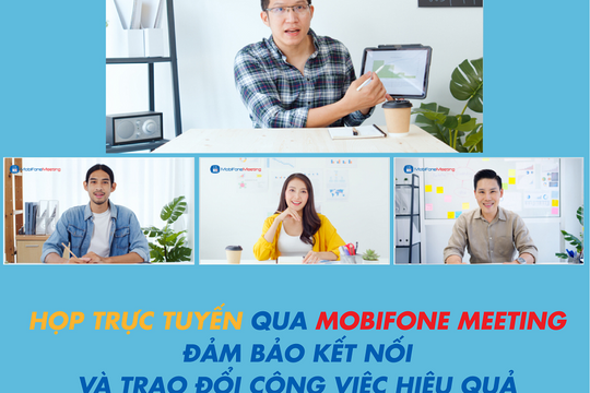 MobiFone đẩy mạnh sản phẩm dịch vụ, đồng hành cùng mục tiêu kép của Chính phủ