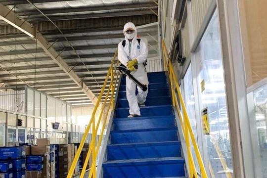 Đồng Nai: F1 làm việc trong KCN Amata Biên Hoà dương tính với SARS-CoV-2
