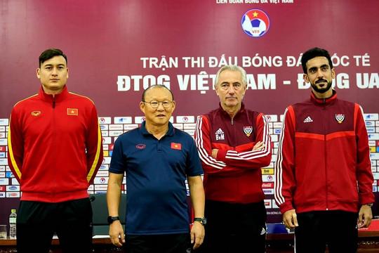 HLV Park Hang Seo chẳng ngại kinh nghiệm World Cup lẫy lừng của Bert van Marwijk