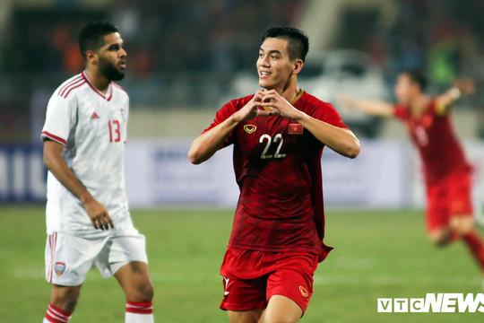 Trực tiếp bóng đá Việt Nam vs UAE, bảng G vòng loại World Cup 2022