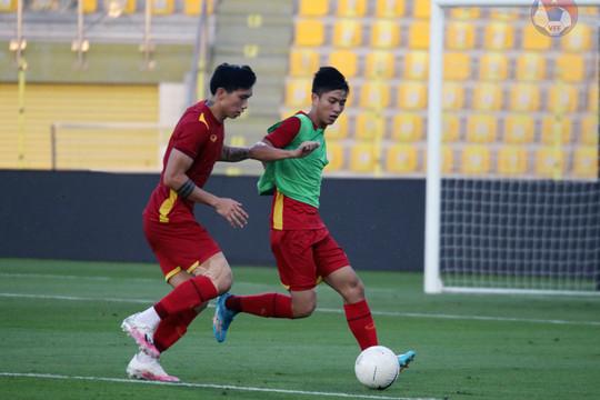 Dự đoán đội hình Việt Nam vs UAE: Quang Hải trở lại, Công Phượng dự bị