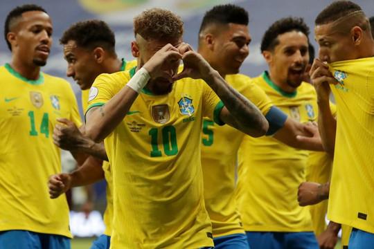 Bảng xếp hạng Copa America 2021 mới nhất: Brazil vượt trội, Argentina gây thất vọng