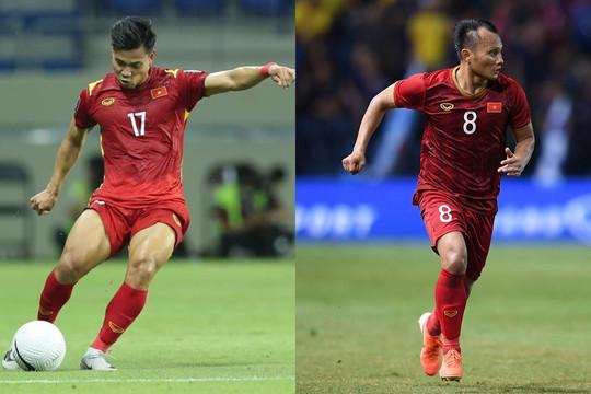 Góc BLV: Trọng Hoàng, Văn Thanh cùng đá chính khi ĐT Việt Nam đấu UAE