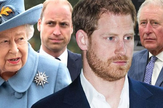 Hoàng gia Anh chấn động trước thông tin Hoàng tử Harry ra mắt hồi ký