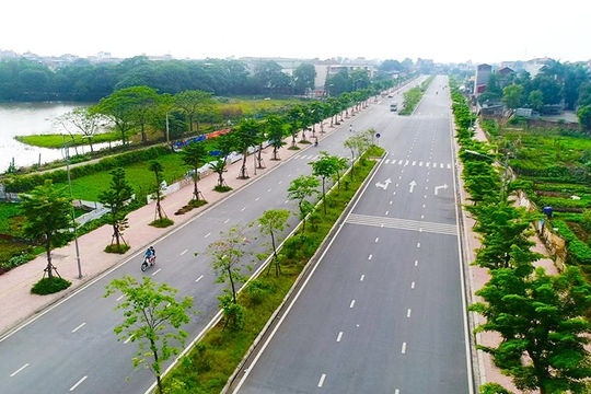 """Hà Nội tích cực xây dựng nông thôn mới:""""Làm đâu, chắc đó, do nhân dân làm chủ"""""""