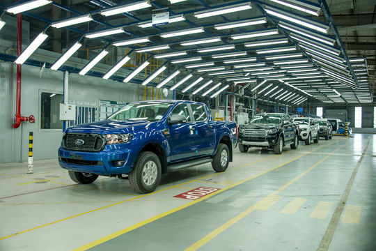Ford Ranger Việt Nam đánh dấu cột mốc 20 năm có mặt tại Việt Nam