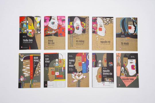 """""""Bạn văn bạn mình"""": Bộ sách chân dung văn học đồ sộ kể những câu chuyện văn chương hấp dẫn"""