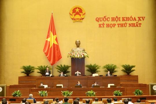 Dự thảo Luật Đất đai (sửa đổi) sẽ được trình Quốc hội cho ý kiến vào năm 2022