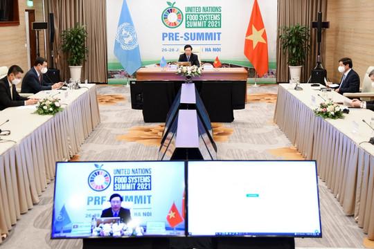 PTT Phạm Bình Minh: Thúc đẩy mạng lưới liên kết đổi mới sáng tạo của hệ thống lương thực